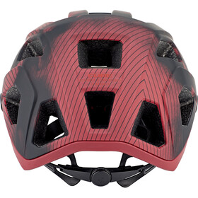 Cube Badger Helm, rood